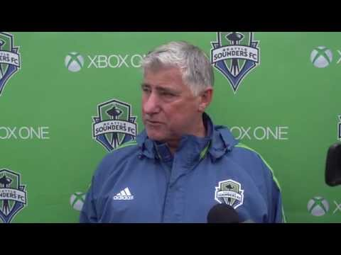 Interview: Sigi Schmid on deciding roster with three games in nine days