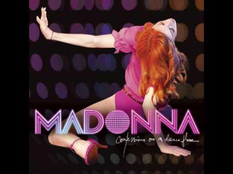 Madonna  Sorry  Audio