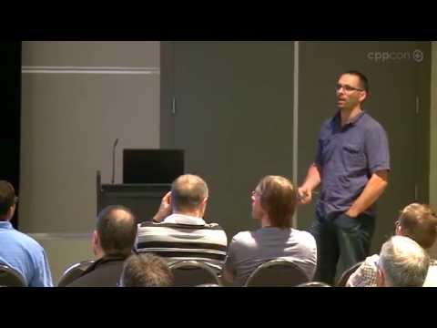 "CppCon 2014: Ade Miller ""Writing Data Parallel Algorithms on GPUs"""