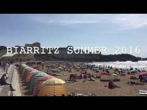 Biarritz Summer 2016