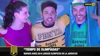 Juegos Olímpicos de la Juventud Buenos Aires 2018 - Instituto Obras (24-10-2017)