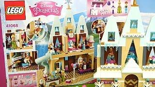 Дісней Принцеса заморожені іграшки Лего 6~12 [41068]