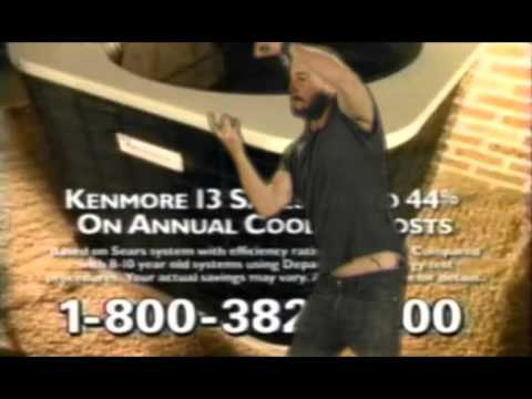 sears kenmore air conditioner commercial featuring shia labeouf