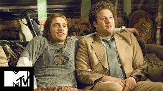 The Funniest Movie Stoner Moments Pineapple Express amp More MTV Movies