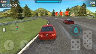 Race Max / Sports Car Racing Games / Red Cobra / Android Gameplay FHD #11