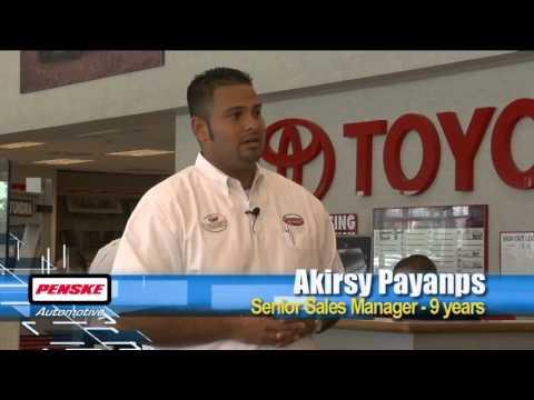 Penske Automotive Recruitment