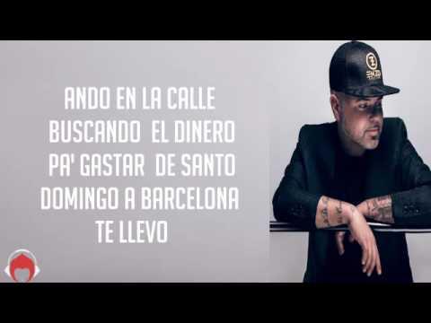 Baila Conmigo - Juan Magan ft Luciana - Lyrics