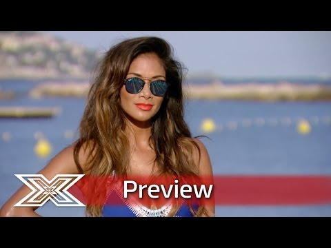 Preview: Nicole and her Boys in the South of France | The X Factor 2016