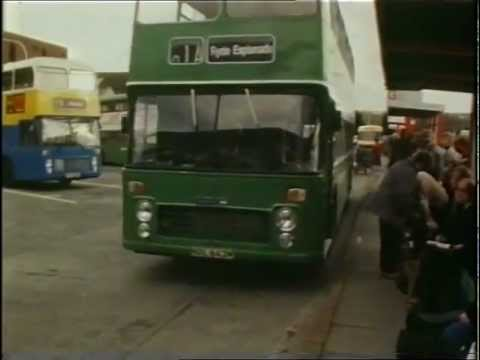 Bus Wars (Facing South, 1987)