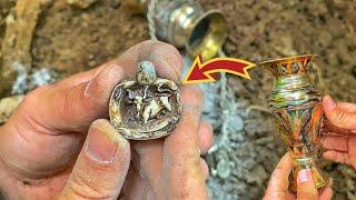 Treasure Hunt / I Foขnd the Treasure Hidden Under the Stone