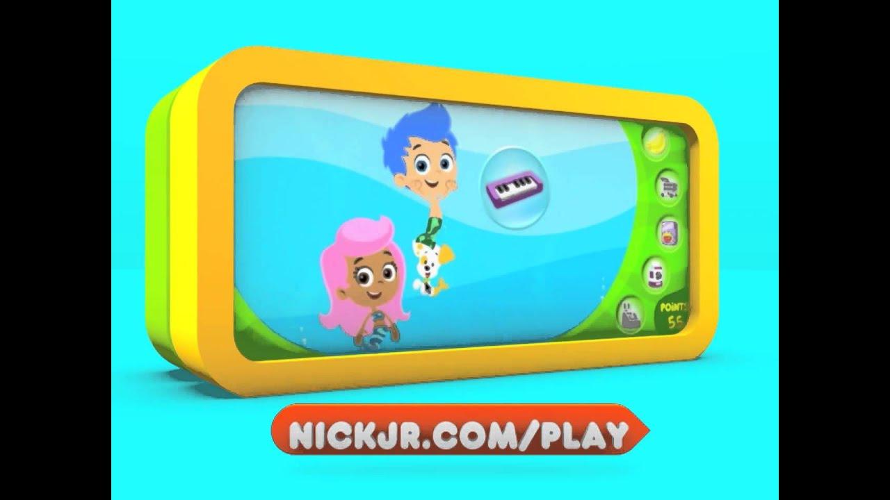 Nick Jr. Online Games