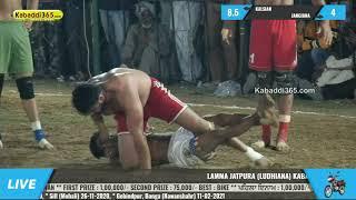 Semi Final Match | Kalsian Vs Jangiana | Lamma Jatpura  Ludhiana  Kabaddi Tournament 26 Feb 2020
