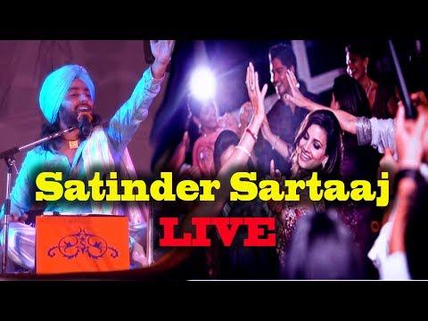 Satinder Sartaaj FULL LIVE Concert in Himachal