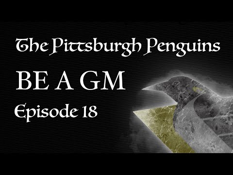 NHL 16 Pittsburgh Penguins BE A GM Episode 18: Struggling at the Wrong Time