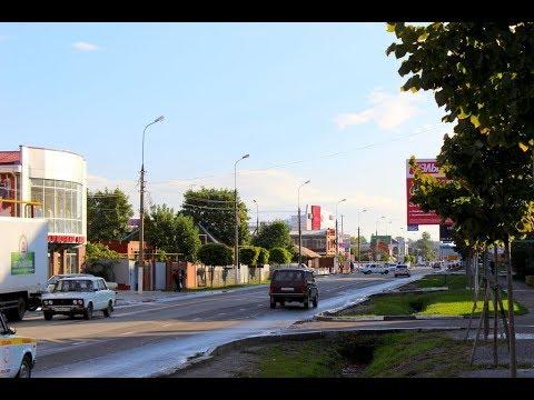 Заехали в Славянск на Кубани. Наши питомцы...