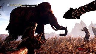 Far Cry Primal - Mammoth Hunting