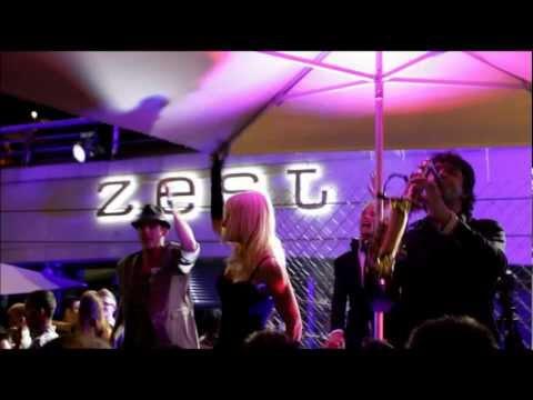 John Silvera & Matt Labour Ft. Tristan Sax - LIVE @ Zest Monaco F1 Party 2012 (30 Minutes Sax Edit)