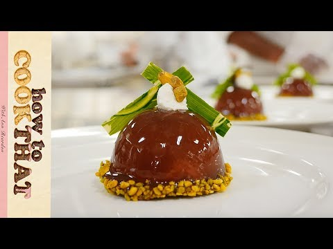 Making 3000 Chocolate Pistachio Desserts! How To Cook That Ann Reardon