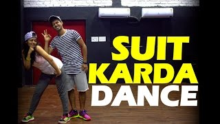 Suit Suit karda Dance choreography | Hindi Medium | Guru Randhawa | Arjun I Vicky and aakanksha