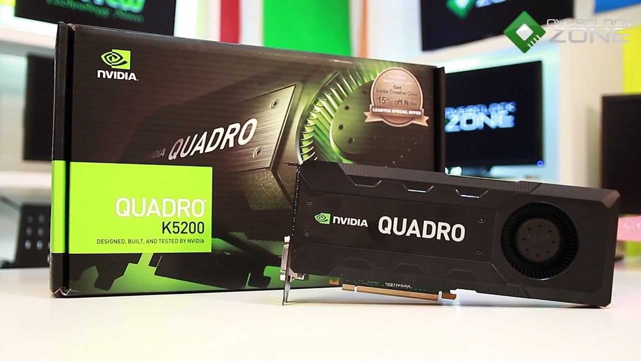Kết quả hình ảnh cho quadro k5200