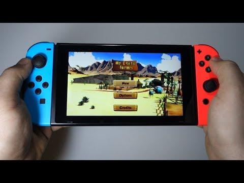 My Exotic Farm 2018 Nintendo Switch Gameplay