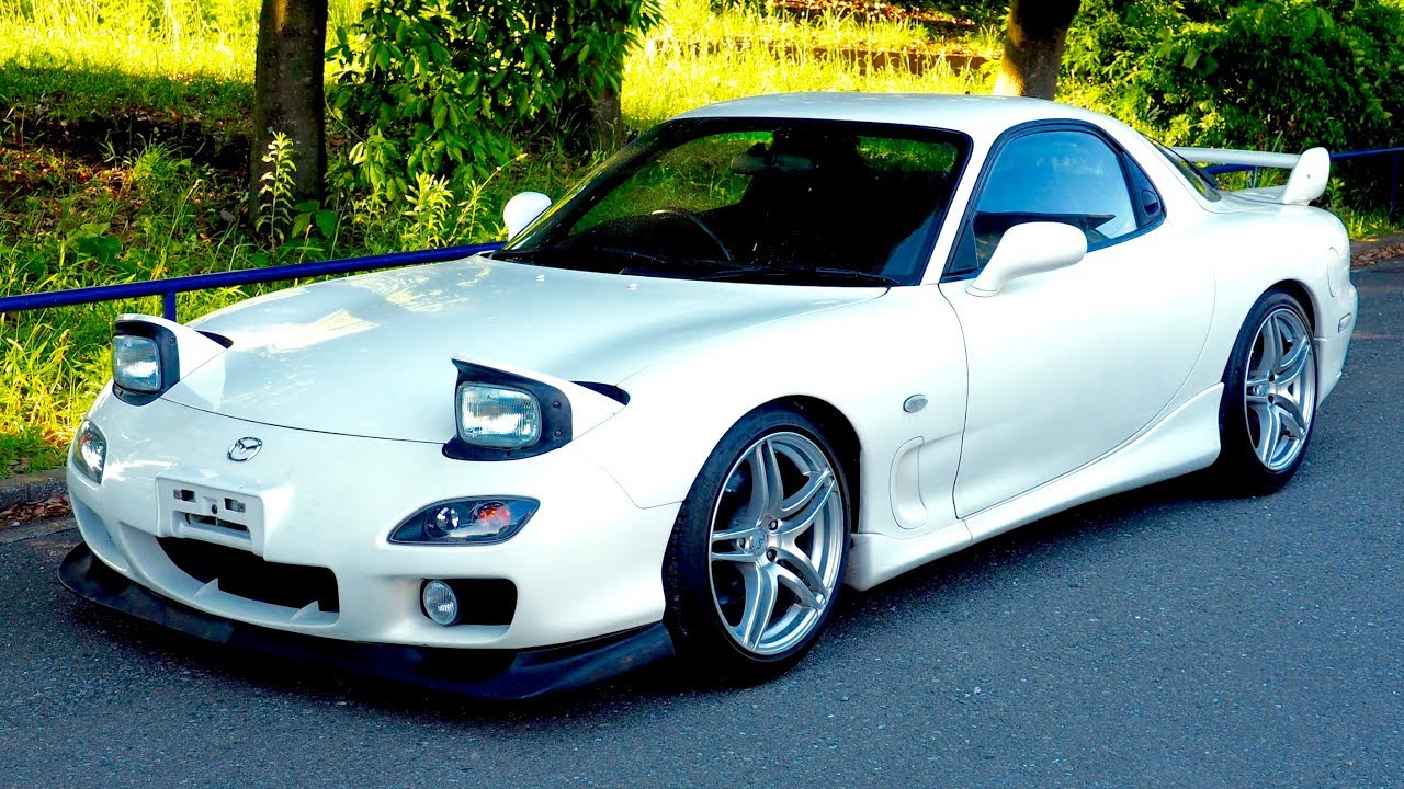 Mazda Rx7 2017 >> Mazda RX-7 Type R FD3S (Canada Import) Japan Auction ...