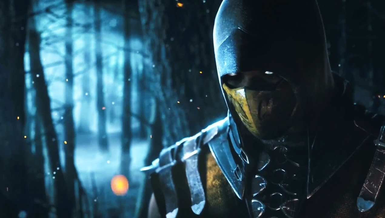 Master Scorpion S Moves In Mkx