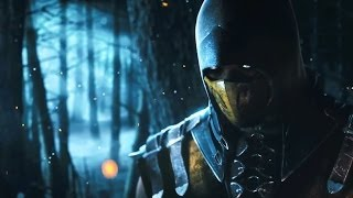 Mortal Kombat X Trailer Scorpion vs Sub Zero PS4 Xbox One Mortal Kombat 10