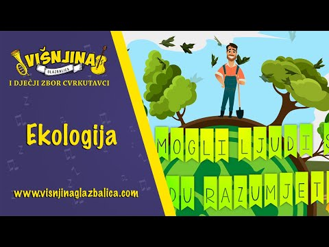 Pjesma za djecu i mlade: Ekologija