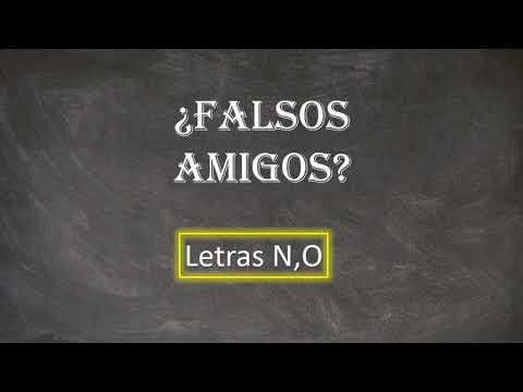 Download Gramática: Falsos amigos entre portugués y español (Letras N - O)