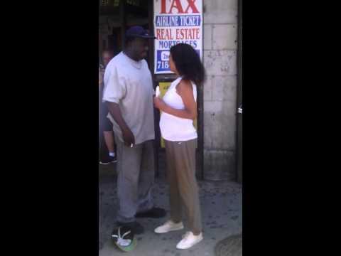 Bum Fights Jamaica Queens