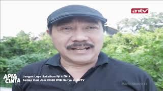 Iqbal Dijebak Ferry! | Api Dan Cinta | ANTV Eps 13 2 Desember 2019