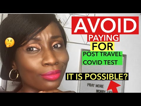 Traveling to Lagos International Airport MM | Answering Your Questions | POST TRAVEL COVID TEST RULE