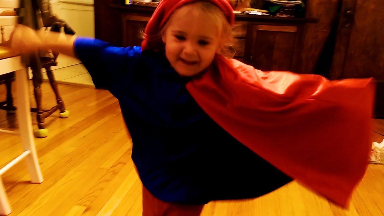 DIY Kids Superhero Halloween Costume! | Family Vlog | Frankieu0027s Homemade Superhero Halloween Costume  sc 1 st  YouTube & DIY Kids Superhero Halloween Costume! | Family Vlog | Frankieu0027s ...