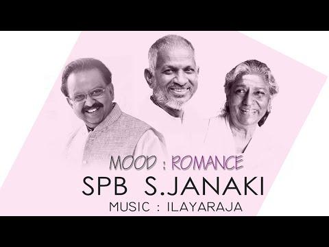 SPB S Janaki | Romantic Duets | Music : Ilayaraja