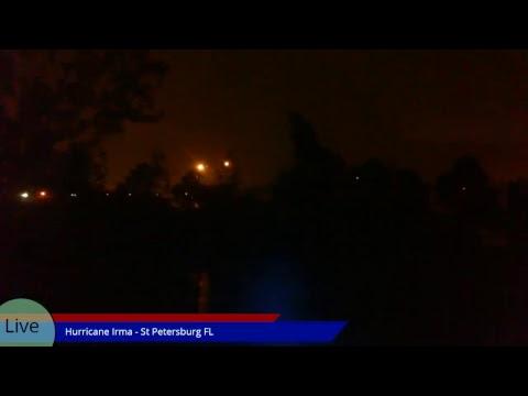 Hurricane Irma - St Petersburg FL