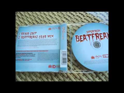 Beatfreaks - Superfreak (cd Single Importado)