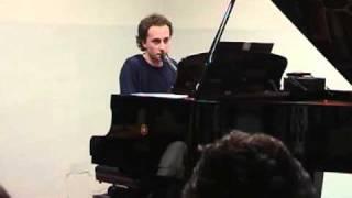 """4 """"Le lacrime e il boia"""" - Presentazione album """"La casa senza scale"""" - Alessandro Pellegrini"""