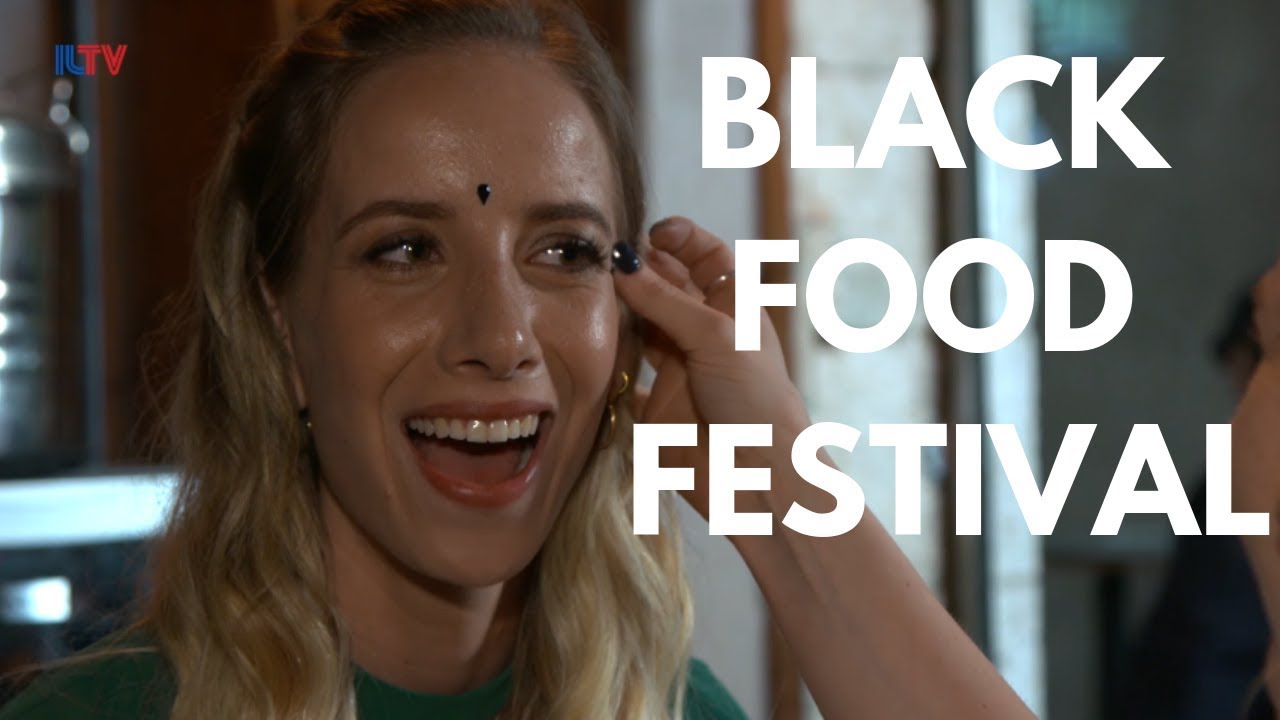 Flavors of Israel - Black Food Festival