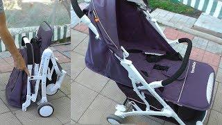 пРОГУЛОЧНАЯ КОЛЯСКА для путешествий и активной жизни семьи. Обзор коляски Benebaby