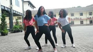 Modern Dance Kelompok 2 (XI IPA 2) - SMA Santo Thomas 1 Medan
