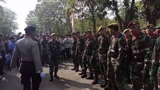 Yel-yel Gabungan TNI-POLRI terbaru 2017