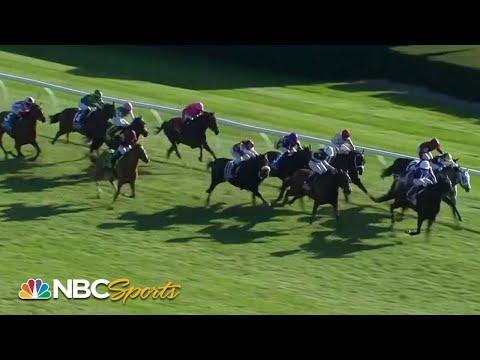 Breeders' Cup 2020: Mile won by massive longshot (FULL RACE) | NBC Sports