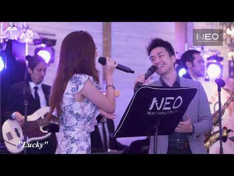 Neo Music Production - Duet Vocalists - Hong Kong Live Jazz Wedding Band