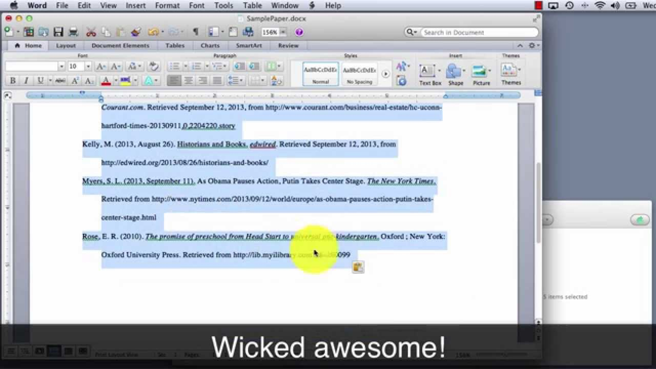 How To Capture And Cite Sources With Zotero Standalone V4