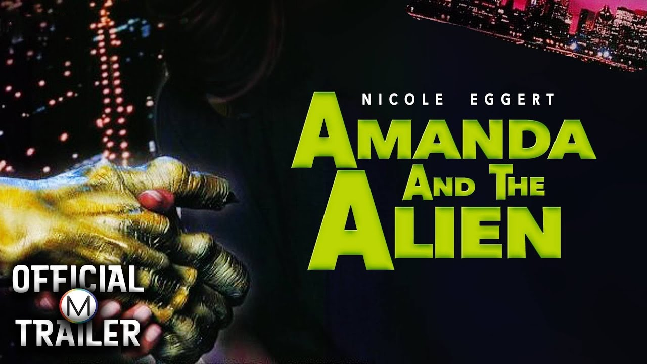 AMANDA AND THE ALIEN (1995) | Official Trailer | 4K