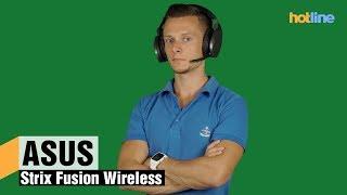 ASUS Strix Fusion Wireless — обзор игровой гарнитуры