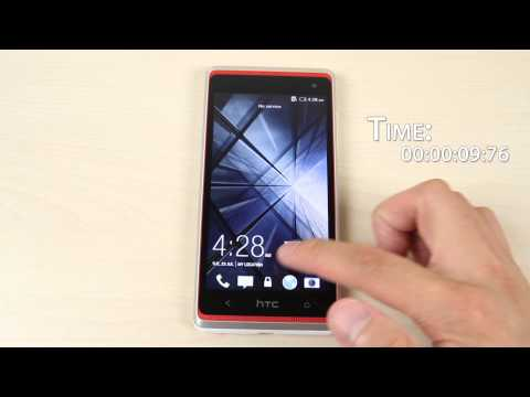 HTC Desire 600 dual sim boot up time