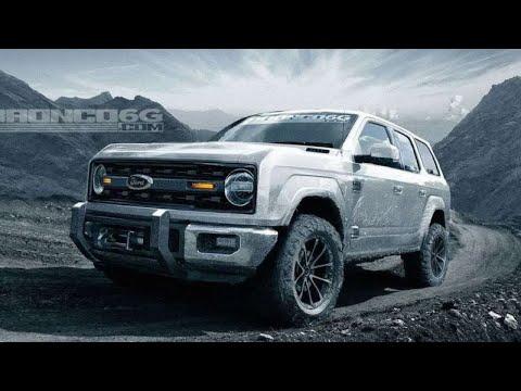 Todo lo que necesitas saber sobre la Ford Bronco 2020