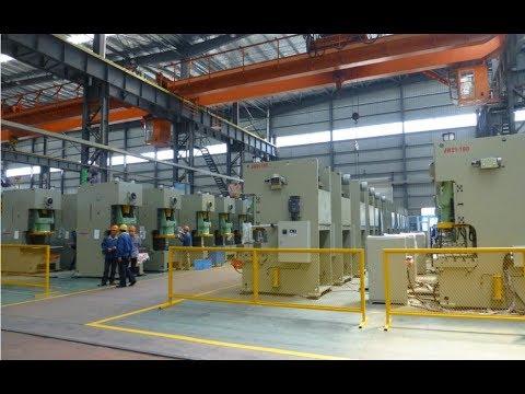 Mechincal Press Machine from SHANGHAI LEJIA